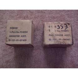Ammeter assy