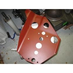 Panserplaat Plate-Skid