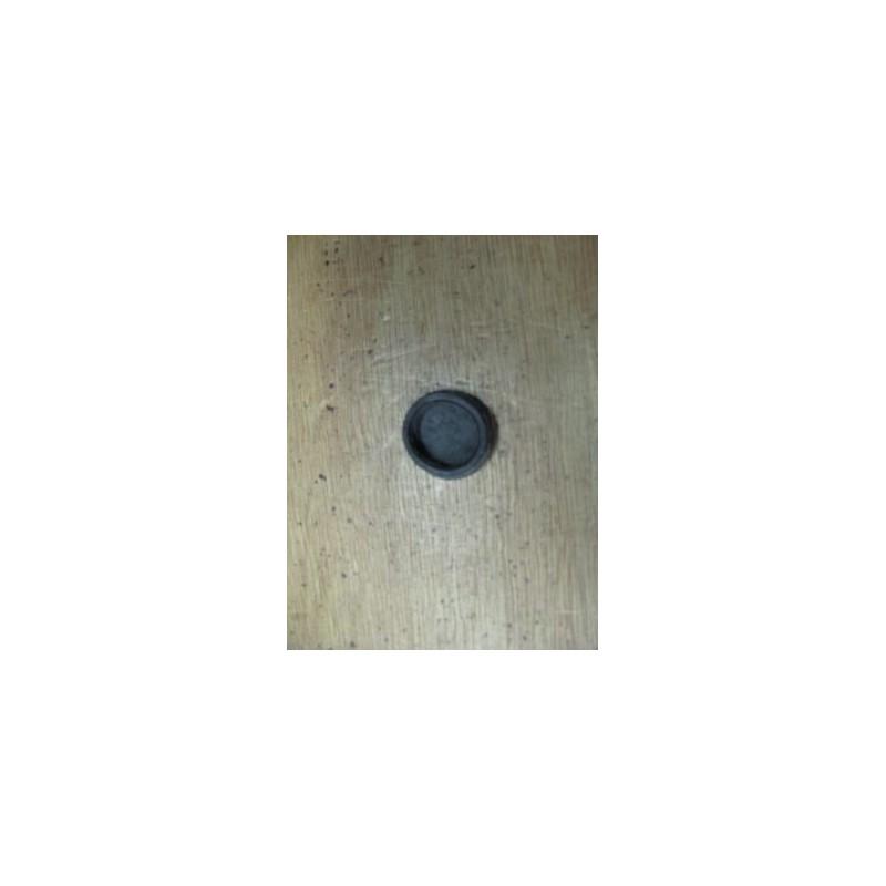 Claxon rubber cap