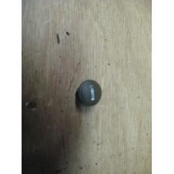 Knop lichtschakelaar metaal