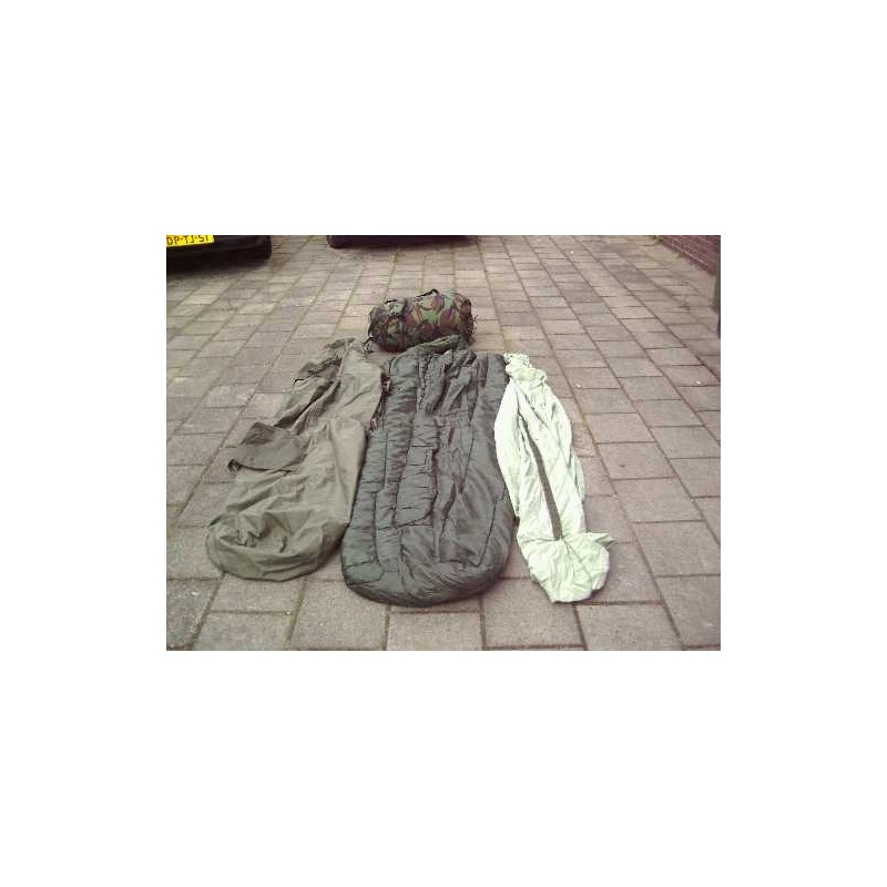 Sleeping bag Dutch army