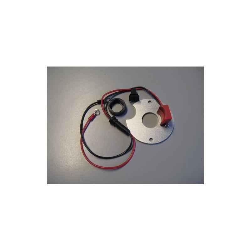 Electronische ontstekingsplaat
