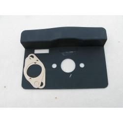 Carburator shield