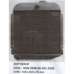 Radiator M38 A1