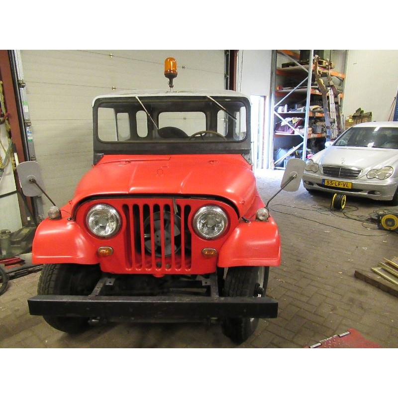 Jeep Willys CJ5