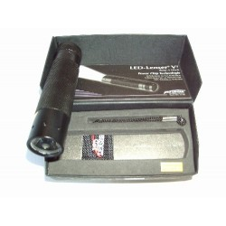 "Led-Lenser LEDlamp ""V2 three A Black"""