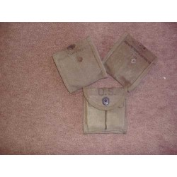 Pouch 2 magazines carabine M1