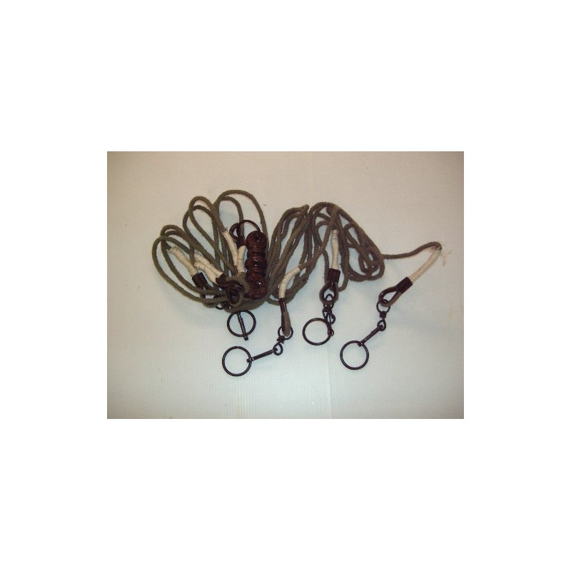 Antenna hold down rope assy