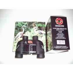 "Binocular Simmons ""Focus Free"" 7x35"