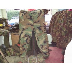 Rain trousers camo Goretex US army