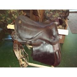 Horse saddle WWII