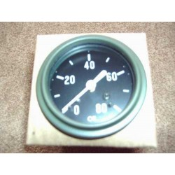 Oil pressure gauge original