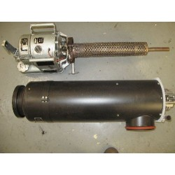 Turbo heater