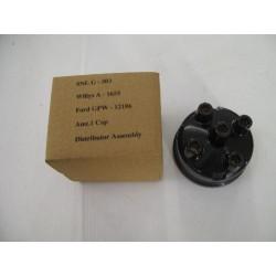 Cap ignition distributor