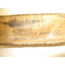 Generator armature