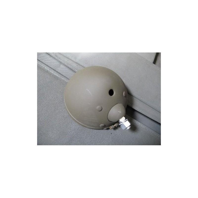 Head lamp housing and rim assy