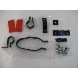 Kit mounting exhaust