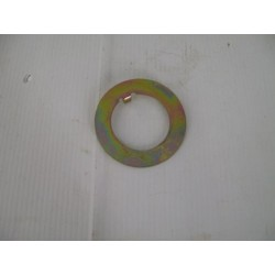 Washer lock hub bearing