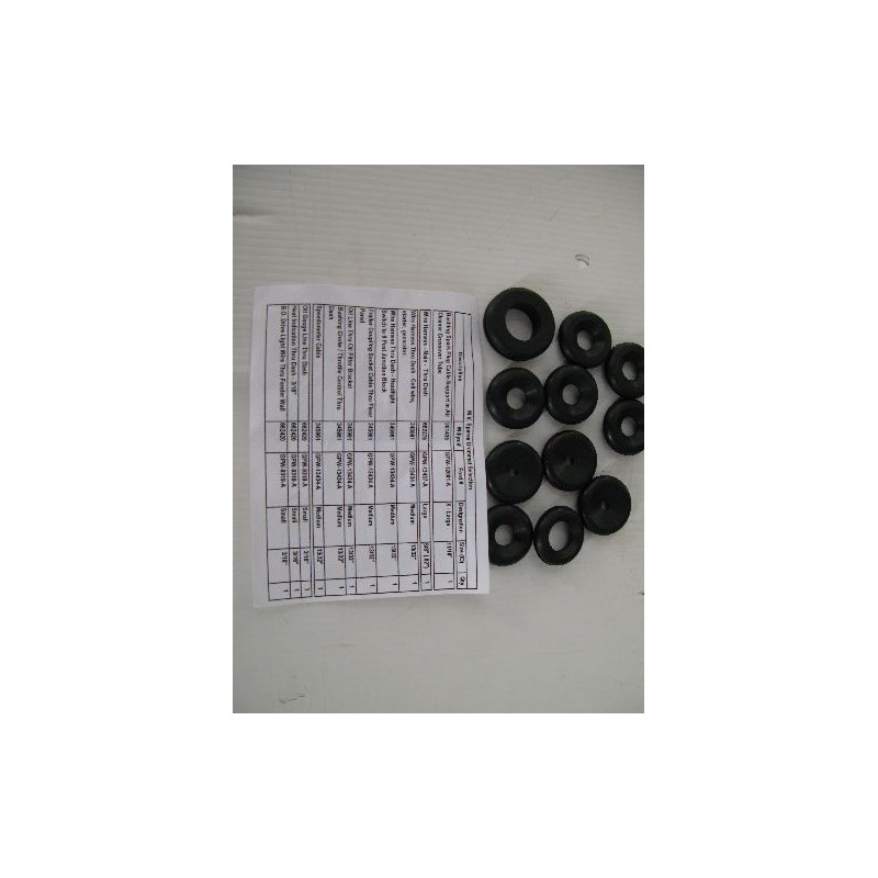 Gommet rubber Set