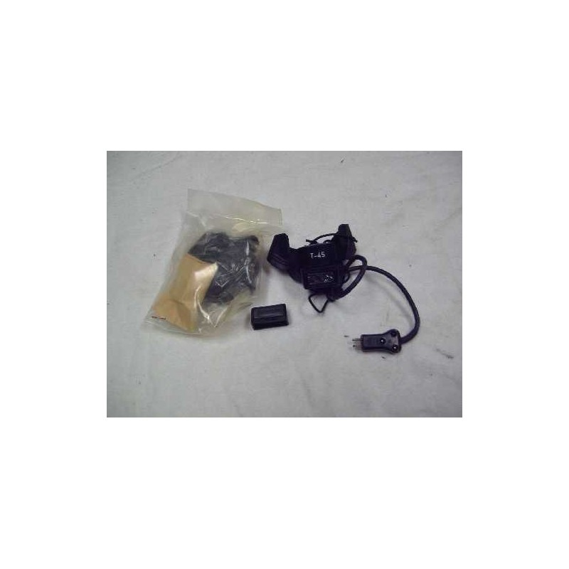 Throat microphone GRC9 US WW II