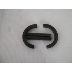 Oil seal rear