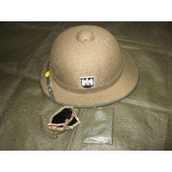 Dessert helmet incl dust/sun goggles German