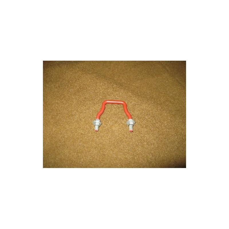 Clamp axe rear