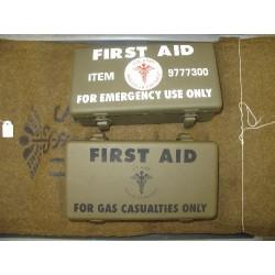 Eerstehulp kist Gas