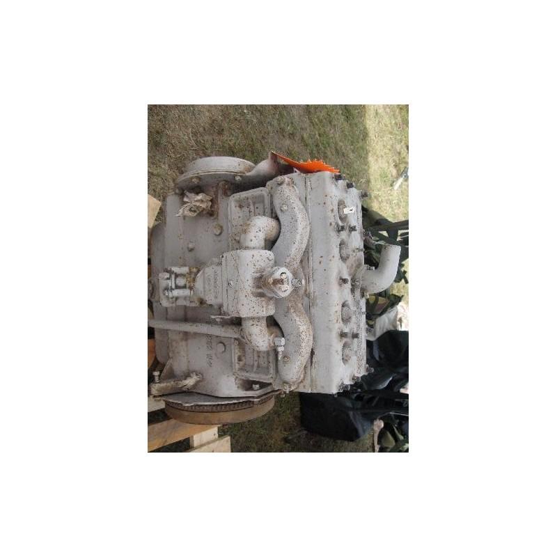 Jeep motor heel vroege uitvoering