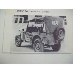 Zomerkap Jeep