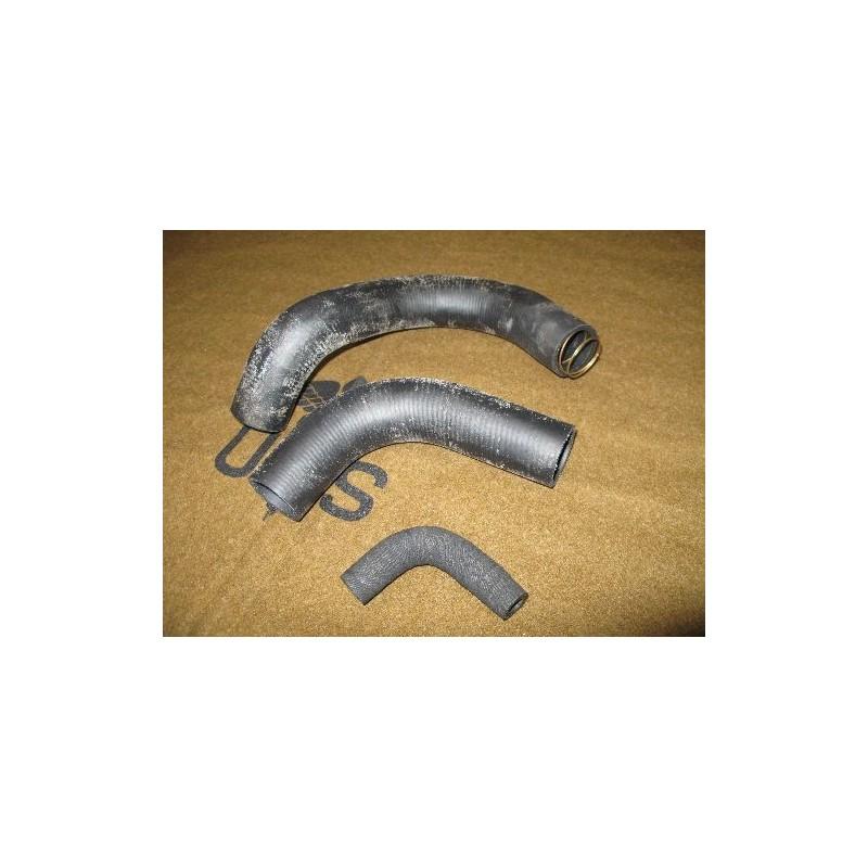 Radiateur slang onder