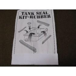 Tank seal kit rubber