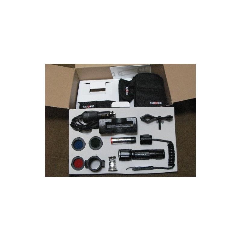 UTG Xenon tactical flashlight
