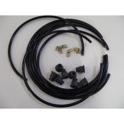 Ignition cable set